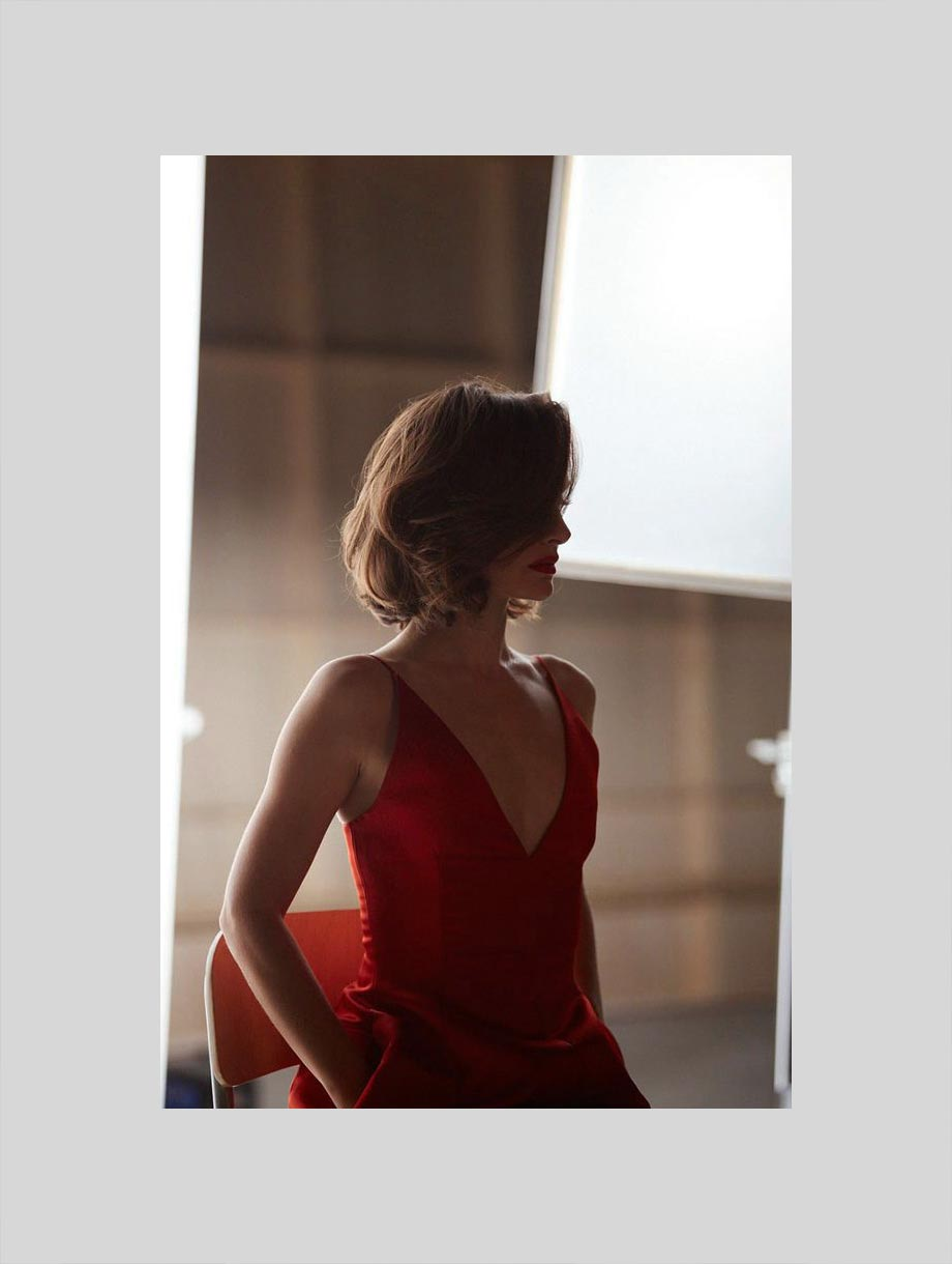 Dior Rouge Making Of